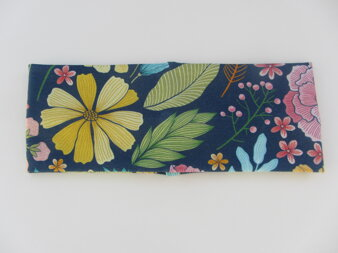 Pannband Blomster