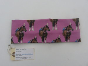 Pannband Hästar