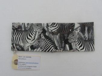 Pannband Zebror