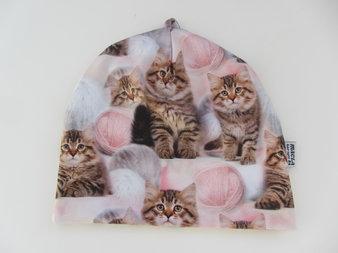 Härlig kattmössa