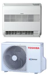 Toshiba Nordic golvmodell