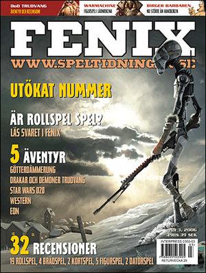 Fenix nr 3, 2006