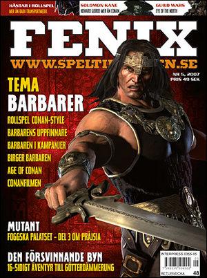 Fenix nr 5, 2007
