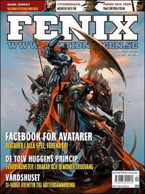 Fenix nr 2, 2008