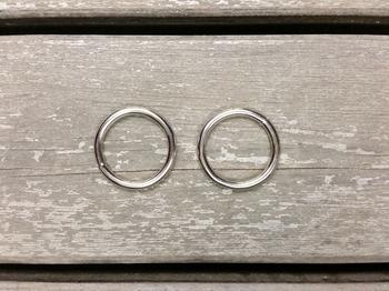 25 mm metallring
