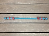 Straight browband with decorative knots