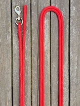 Lead rope with bolt snap and back splice - 10 mm
