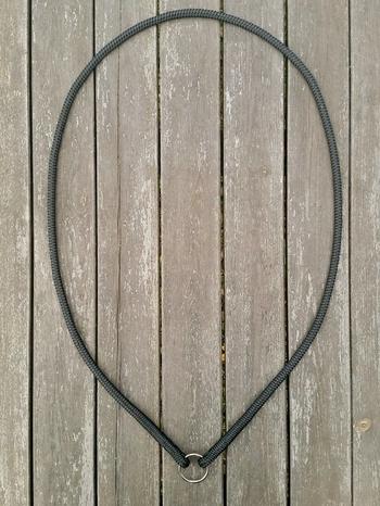 Halsring med ring