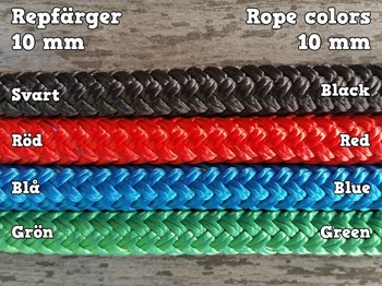 10 mm rope by the meter