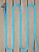 Lead rope with rope connector and back splice - 10 mm