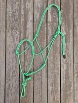 Repgrimma med löpande repfäste - Cob, Grön