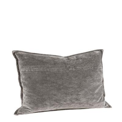 KELLY PLAIN GREY Cushioncover