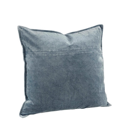 KELLY PLAIN AQUA Cushioncover