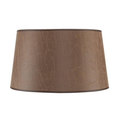 SHADE LEATHER Brown