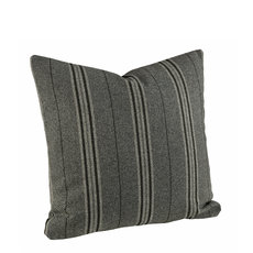 WEASLY STRIPE BLACK Cushioncover