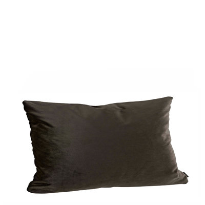 ROSITA DARK AUBERGINE Cushioncover
