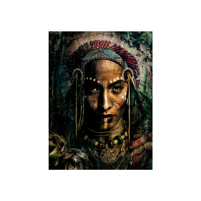 INDIAN PORTRAIT GN8348