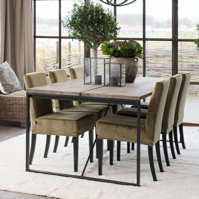 BENNIE Dining table (2 sizes)