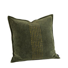 KELLY STUDS FOREST Cushioncover