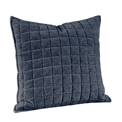 POSH BLUE Cushioncover