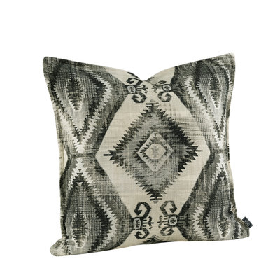 CRUZ CHARCOAL Cushioncover