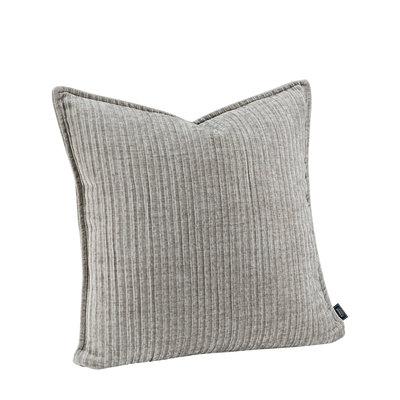 MANCHESTER STEEL GREY Cushioncover