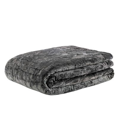 BELIZE GREY Bedspread