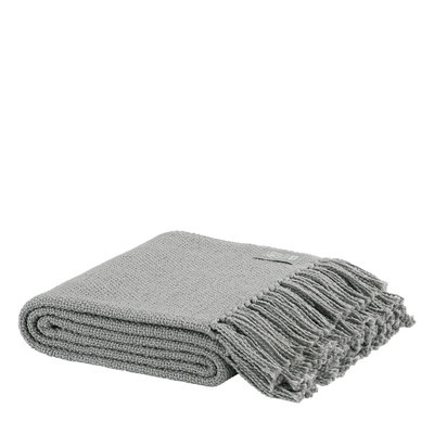 ZAMORA GREY Throw