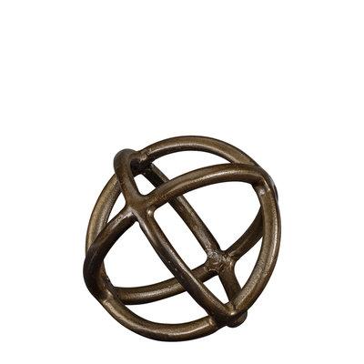 CARLO Vintage brass Small