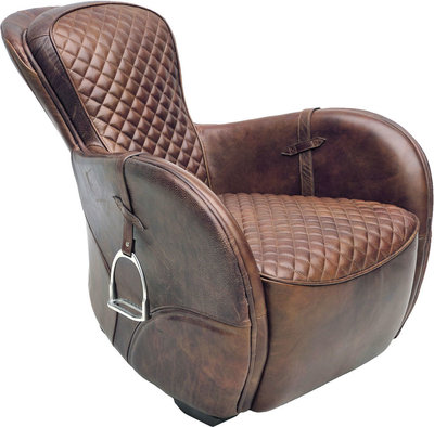 SADDLE Lounge chair
