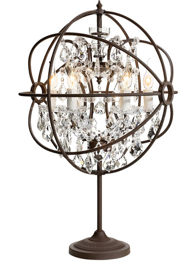 ROME CRYSTAL Table lamp