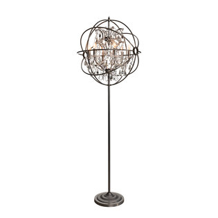 ROME CRYSTAL Floor lamp