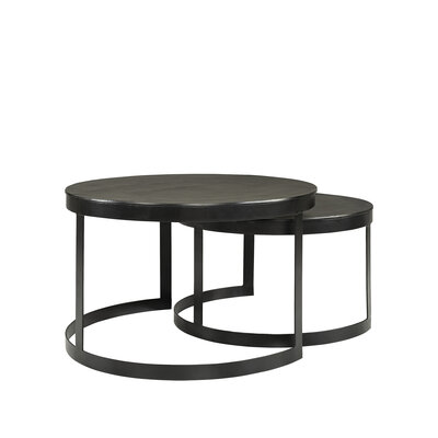 ALANSO Coffee table 2-set