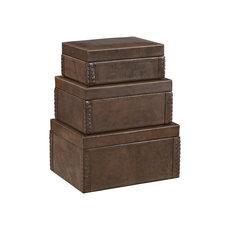 MENDOZA 3-set Box