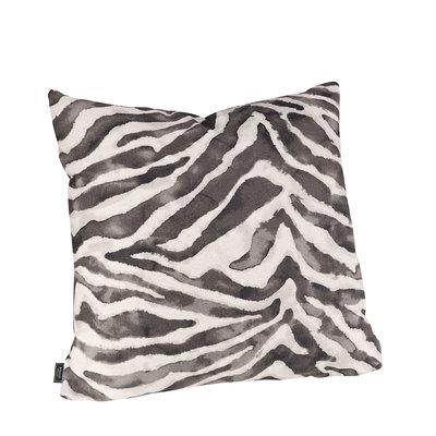 JUNGLE CAT EBONY Cushioncover