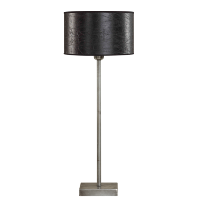 PEWTER LOW Table lamp