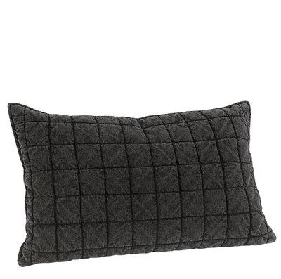 POSH WASHED BLACK Cushioncover