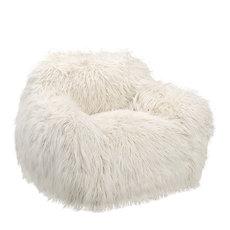 SNUG MONGOLIAN CREAM Armchair