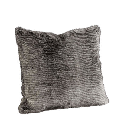 LEIA STRIPE GREY Cushioncover