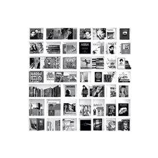 BOOK CASE MUSIC WHITE GN8475