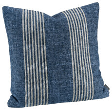 WALDRON STRIPE MIDNIGHT Cushioncover