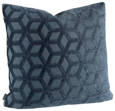 PALMIANO SYMMETRIC MIDNIGHT Cushioncover