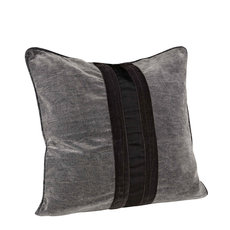 KELLY RIBBON GREY Cushioncover