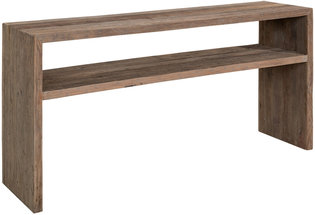 BISON Console table