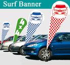 Mast för Surf Banner