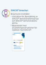 Broschyr: IDACIO® Demonstrationskit
