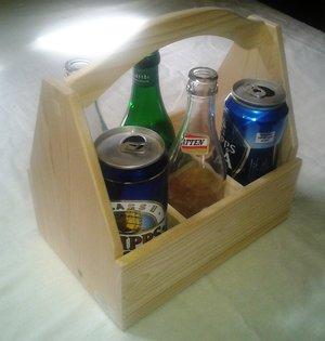 Flask & Burkbärare