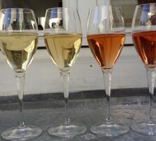 Mousserande vin/champagne kurs våren 2022