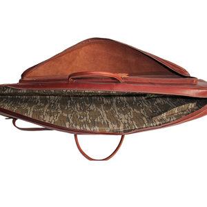 Vapenfodral med ficka för extra pipa