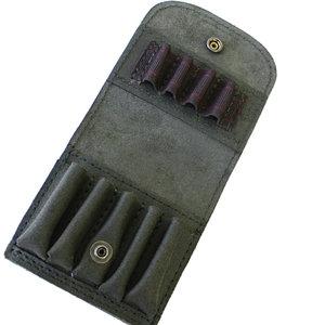 Patronhållare för kula